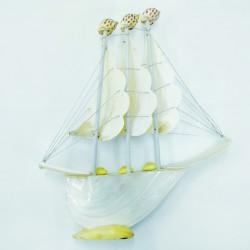 Barca a vela fatta in...