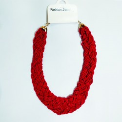 Collana in Corallo - Rosso...