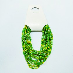 Bracciale - Verde/Giallo -...