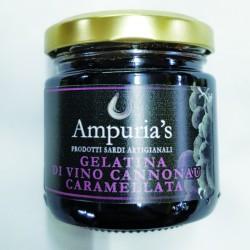 Gelatina di Vino Cannonau...