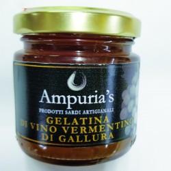 Gelatina di Vino Vermentino...