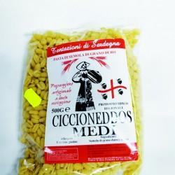 Pasta Ciccioneddos Medi